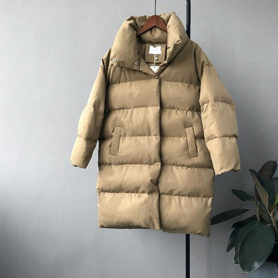 Winter Outwear Puffer Coat