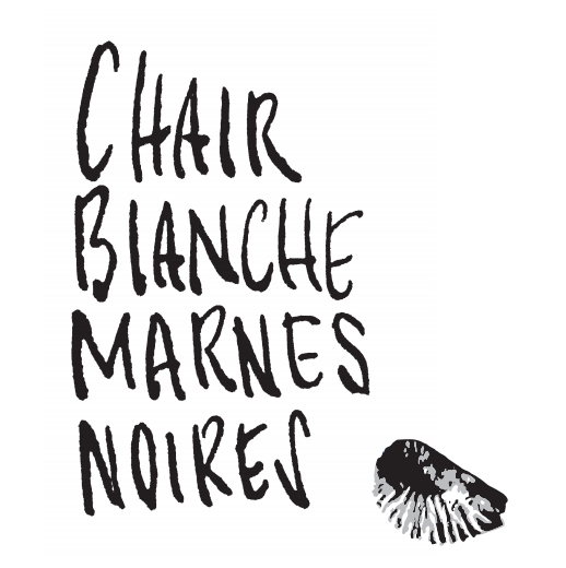 Chair Blanche Marnes Noires 2019