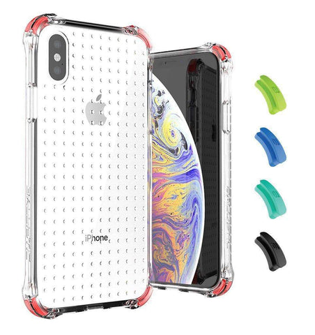Ballistic Jewel Series Clear Phone Case for iPhone X/Xs - Astarastore