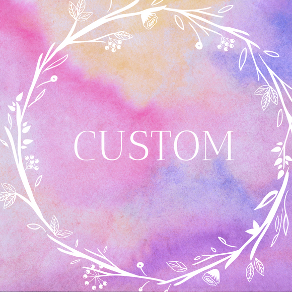 Custom for Whimsy Whips