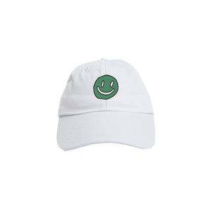 Smiley Face Dad Hat + Digital Album