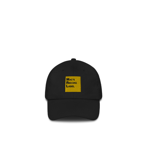 MAC'S RECORD LABEL LOGO DAD HAT