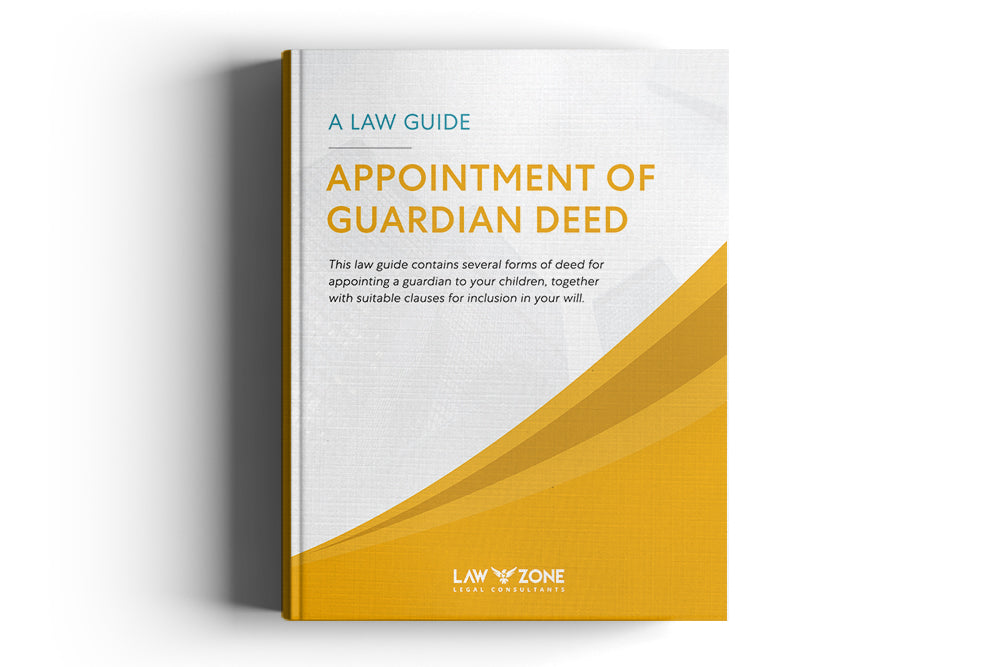 Appointment of Guardian Deed