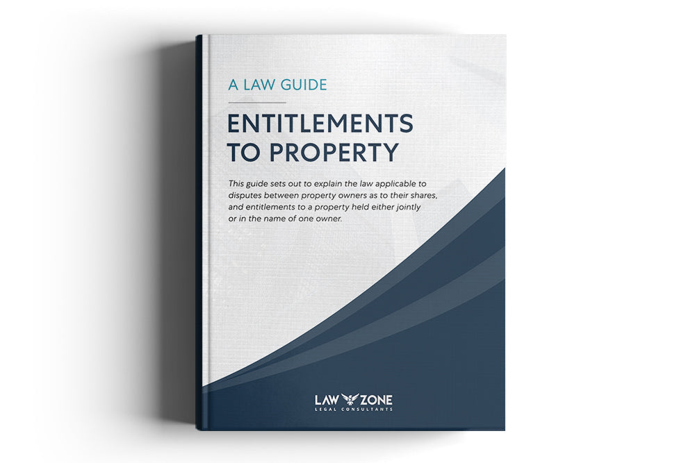 Entitlements to Property