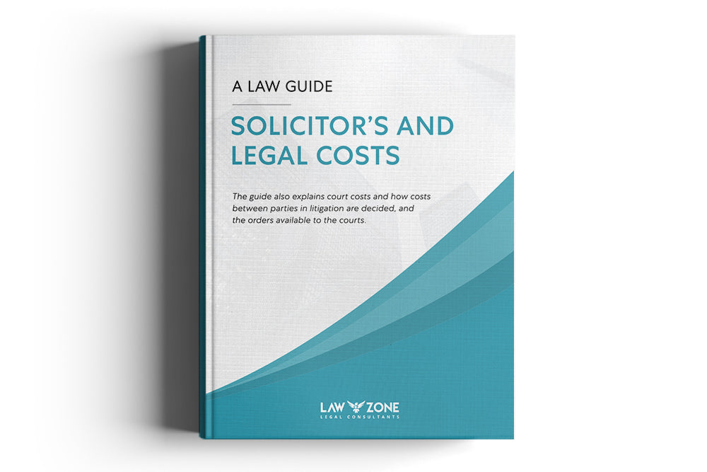 Solicitor's and Legal Costs