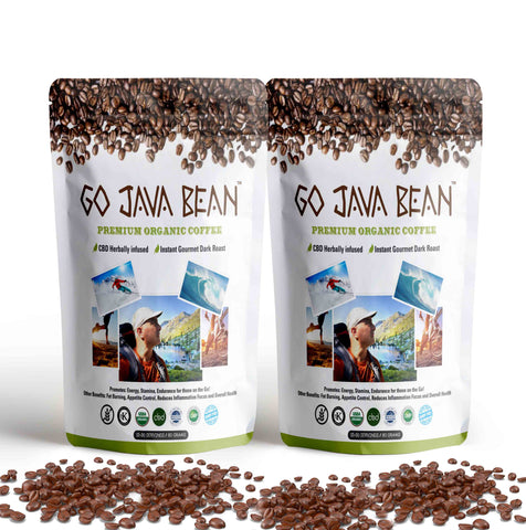 GO JAVA BEAN (2 PACK) - SAVE $32.00
