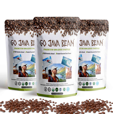 GO JAVA BEAN (3 PACK BUNDLE) - SAVE $60