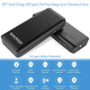BUY 1 GET 1 FREE! Portable Charger 10400 mAh USB Quick Charge Type-C Power Bank LED Flashlight - Sikrox