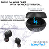 POWER BUNDLE / SRX1 WaterProof EarBuds / 20800 mAh Powerbank / Hyper Pad - Sikrox