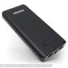 Portable Charger 20800 mAh USB Quick Charge 65 Watt 6.5A Type-C External Power Bank LED Flashlight