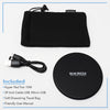 Wireless Charging Qi Hyper Pad Two 10W SR71 Quick Charge Phone Charger Fast Universal - Sikrox