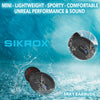 NEW 2020 SRX1 WaterProof EarBuds HD Mic Elite Titanium Performance Wireless Charging Power Bank