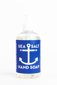 Sea Salt Liquid Soap