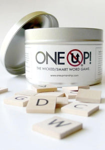 One Up Word Game