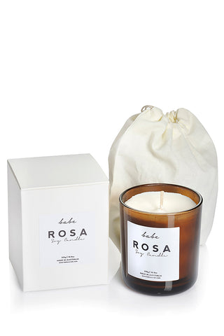 Rosa Candle