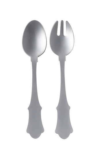 Sabre Serving Set - Grey
