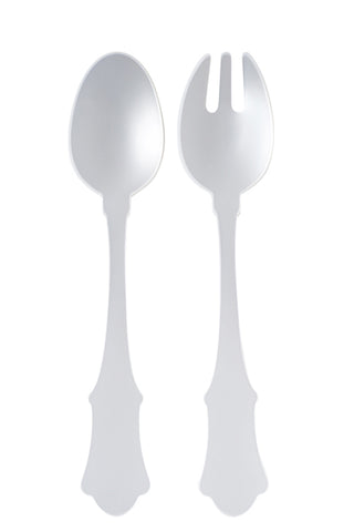Sabre Serving Set - White