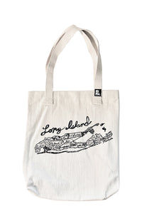 Long Island Surf Tote