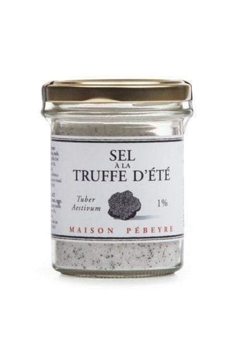 FRENCH BLACK TRUFFLE SEA SALT