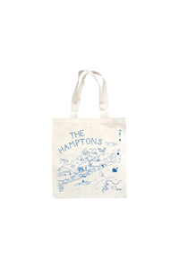 Hamptons Grocery Bag
