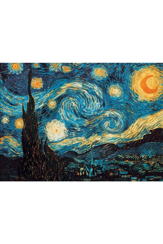 Starry Night Puzzle 1000