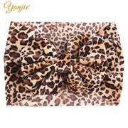 Animal Print 2020 Trendy Headwrap Elastic Hair Band - LEOPARDFAM