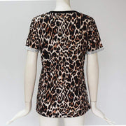 Fashion Leopard T Shirt - LEOPARDFAM