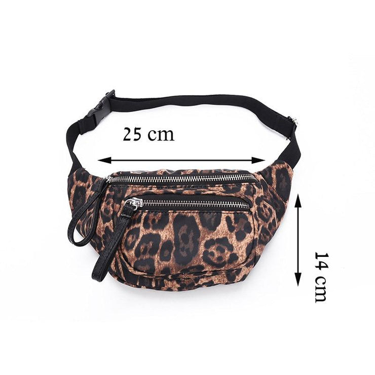 Fashion Waist Pack Bohemian Style - LEOPARDFAM