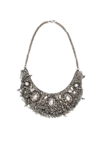 Gunmetal Neckless