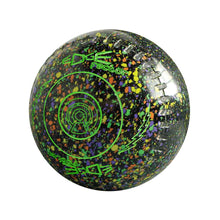 Edge Factor Allsorts (size 4) Gripped (lime paint)