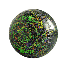 Edge Factor Allsorts (size 3) Gripped (lime paint)