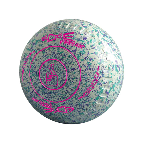 Edge Factor Yeti (size 4) Gripped (hot pink paint)