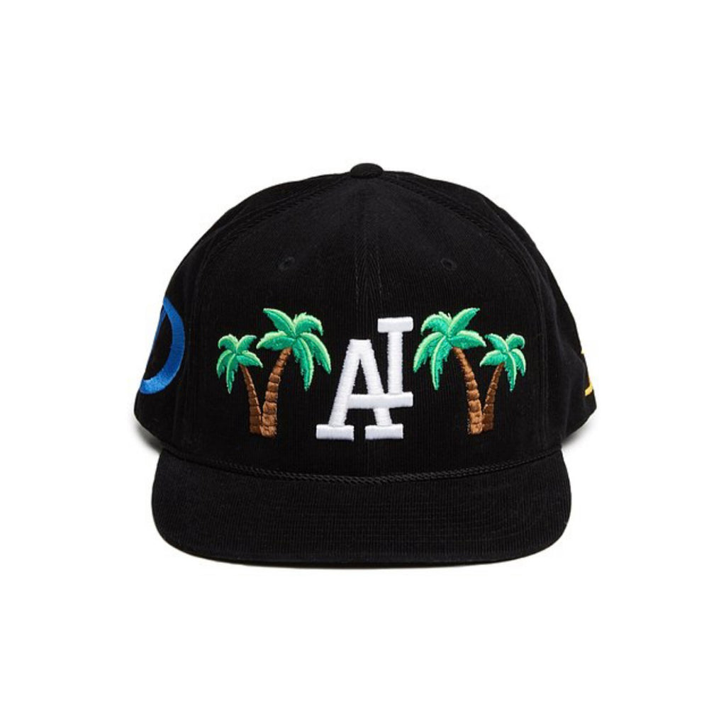 "Daily Thoughts LA ""City Champs"" Corduroy Hat (Black)"