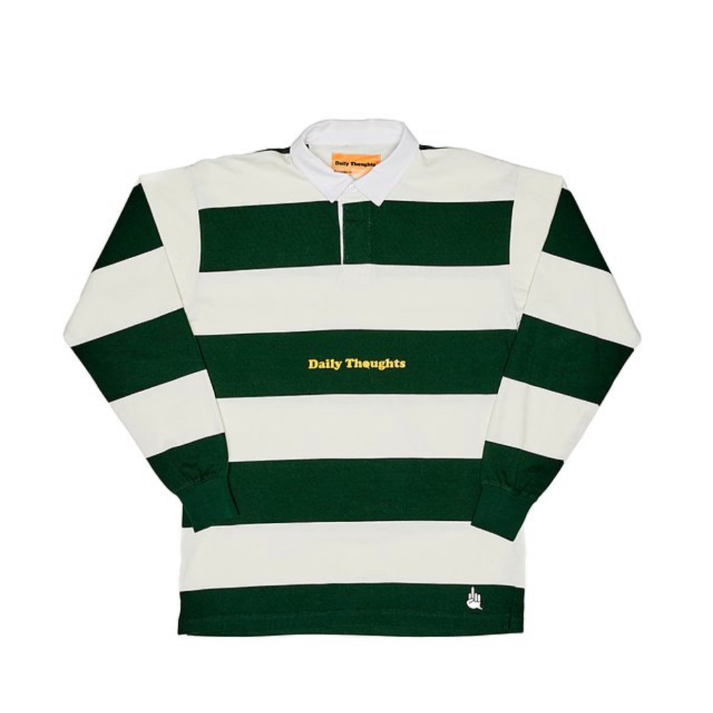 """Rugby"" Long Sleeve Jersey By Daily Thoughts LA"