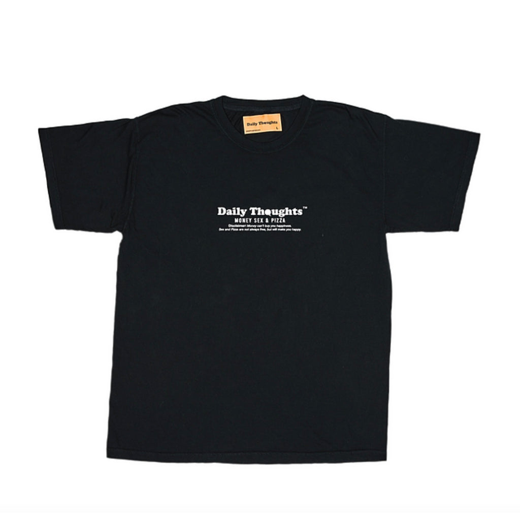 """Essentials"" T-shirt (Black) By Daily Thoughts"