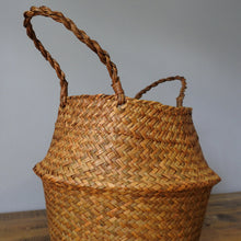 Load image into Gallery viewer, Sea Grass Belly Basket