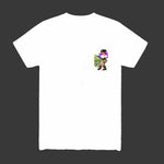 MANKY PIRATE GIRL UNISEX .T