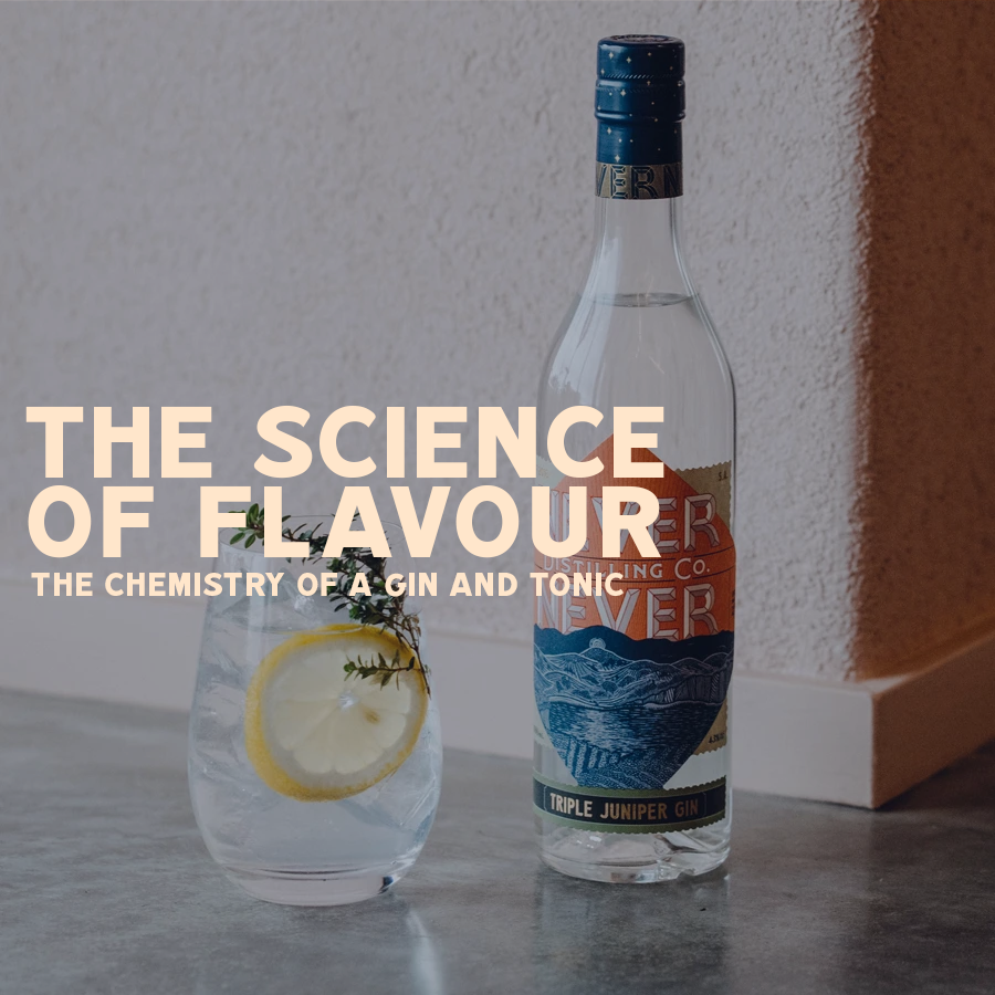The Science of Flavour: Chemistry of a G&T