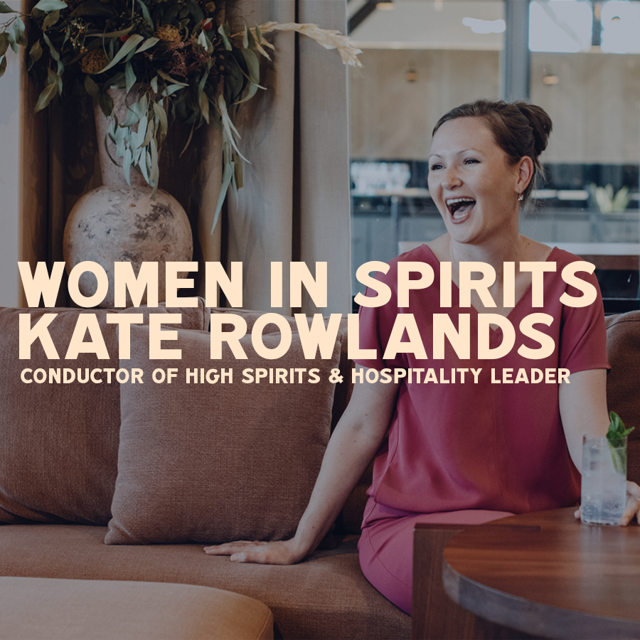 Women in Spirits | Kate Rowlands