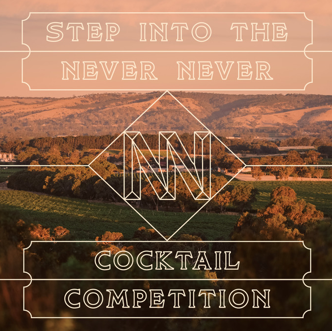 Step into the Never Never Cocktail Competition