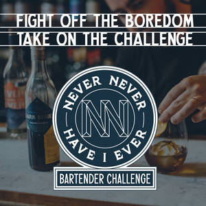 Never Never Have I Ever Bartender Challenge | LIVE LEADERBOARD
