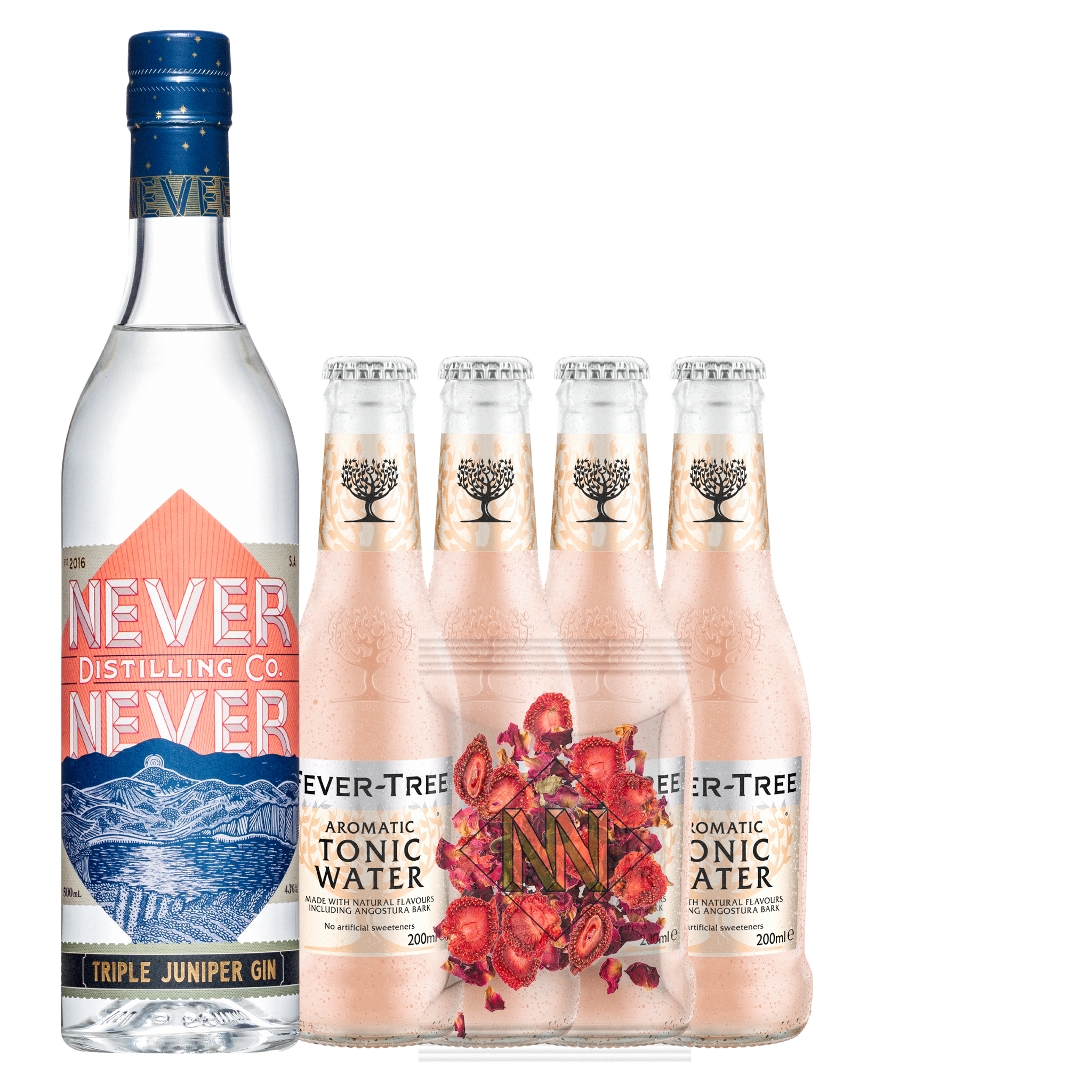 Mother's Day Gin & Tonic Pack