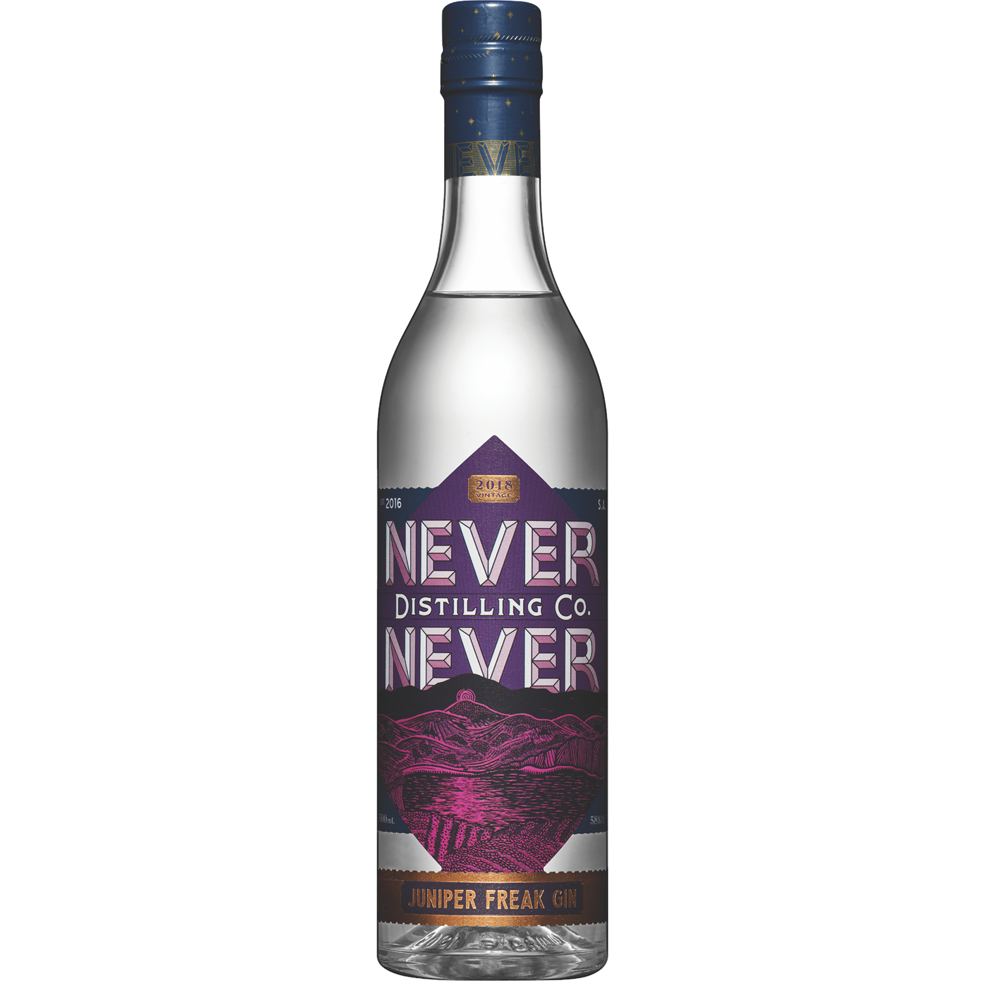 Juniper Freak Gin 2018