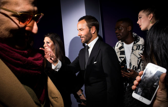 Tom Ford Designs a Watch. But the Price Isn't What You'd Expect