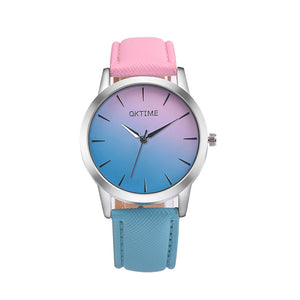 Rainbow Design watch