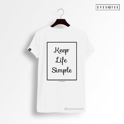 Keep Life Simple - Eyestee PH