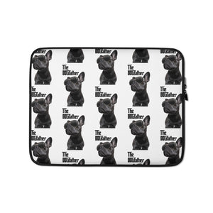 The Dogfather Laptop case