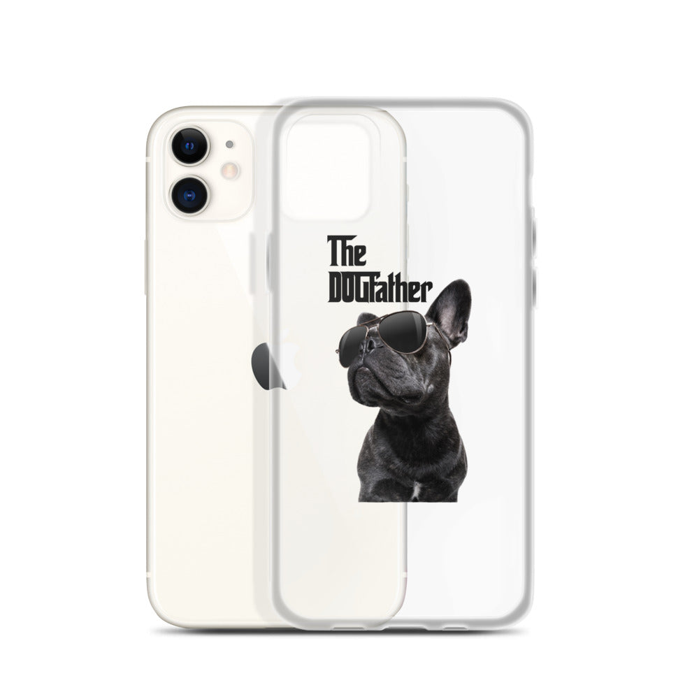 The Dogfather iPhone Case