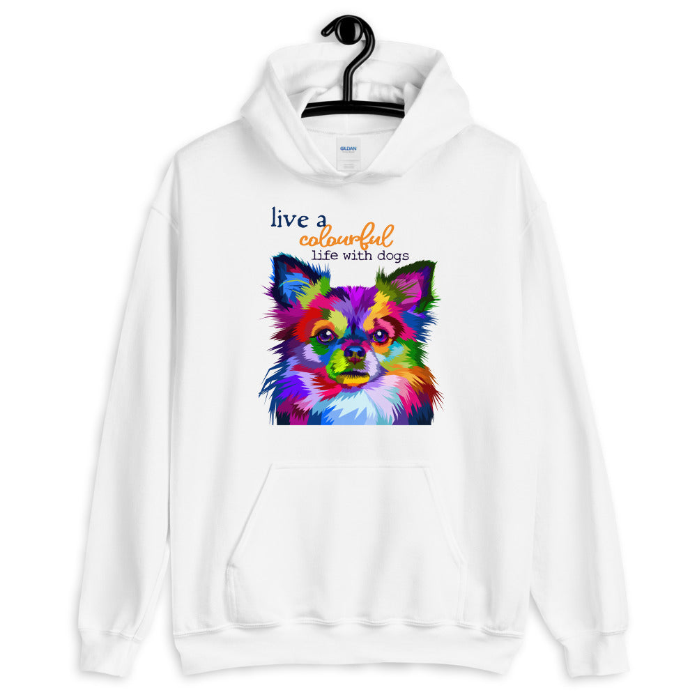 Colourful life Hoodie