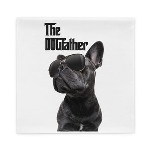 The Dogfather Pillow Case